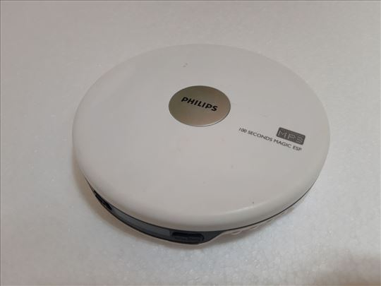 Philips Portable MP3-CD