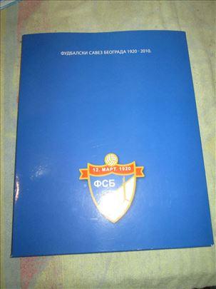Knjiga: Fudbalski savez Beograda 1920-2010 god