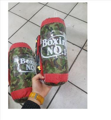 Vreća za boks + Rukavice - Oprema za decu