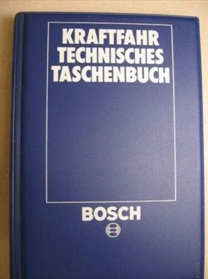 Knjiga:Kraftfahr-Technisches Taschenbuch Bosch 18.