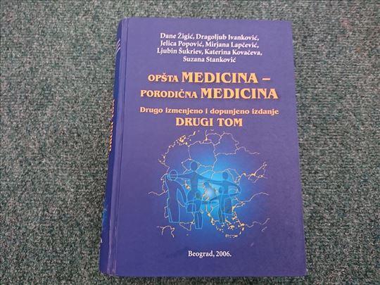 Opšta Medicina Porodična Medicina II tom