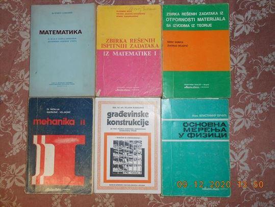 Tehnika – udžbenici – pretežno fakultet