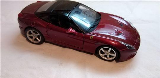 Burago Ferrari California T, China, ocuvan 2 z.toc