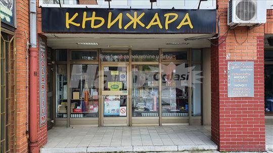 Izdaje se lokal na platou TC Bazar Vidikovac, 41m²