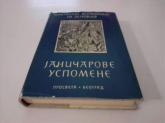 Janičarove uspomene Konstantin Mihailović Tvrd pov