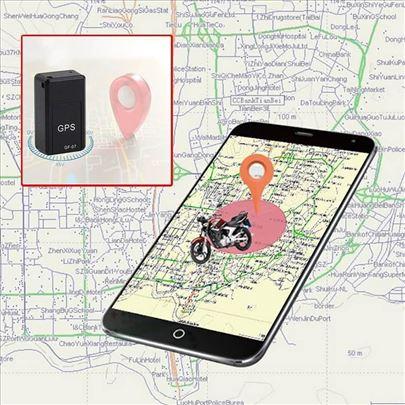 GPS lokator (Traker) GF07 Magnetni – Akcija
