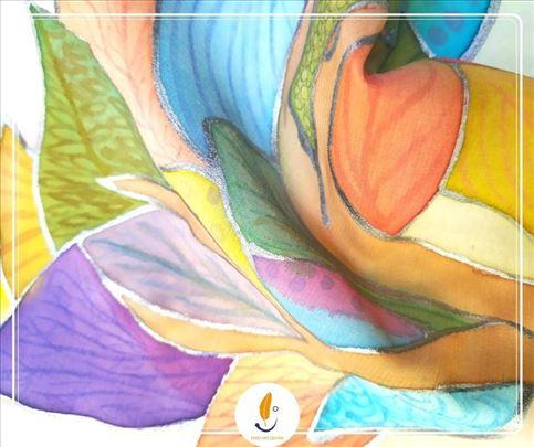 Kurs slikanja na svili