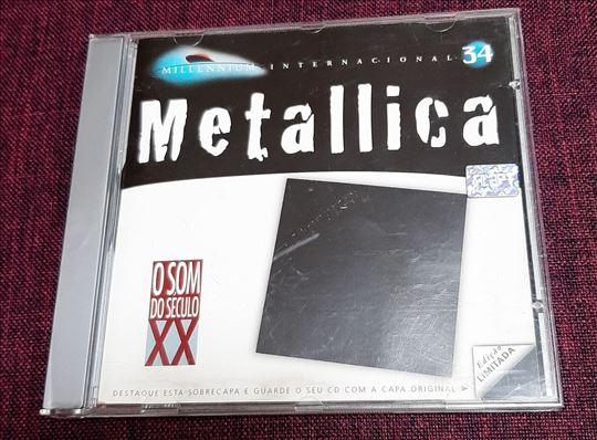 Metallica - Black album -  Made in Brazil