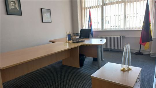 Opremljen kancelariski prostor u YUBC