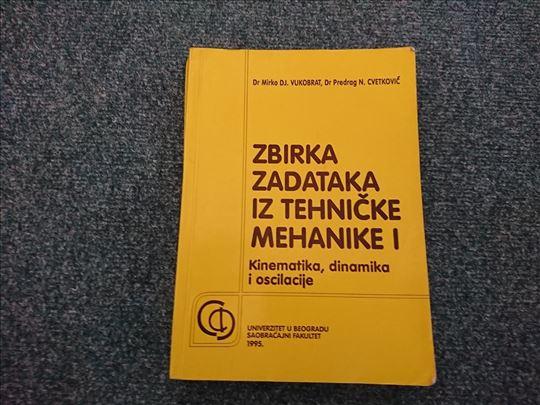 Zbirka zadataka iz Tehničke mehanike I