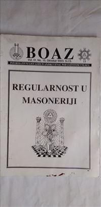 Knjiga:Boaz-regularnost u Masoneriji vol.IV,br.10