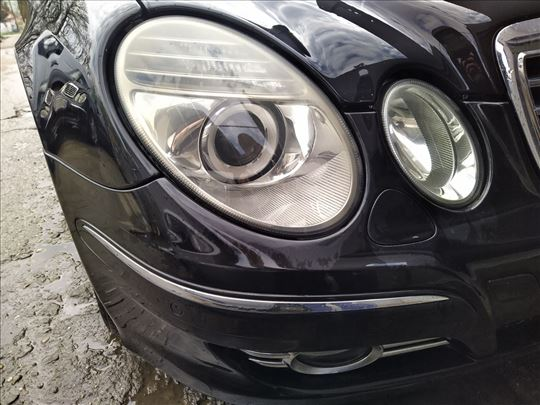 Mercedes E 200 CDI W211 restajling delovi
