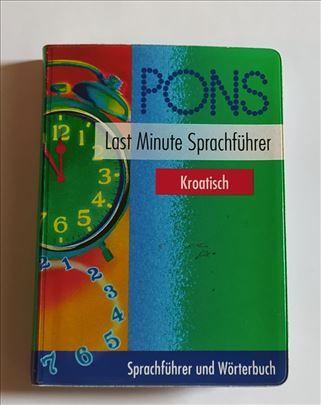 Pons Last Minute, džepni