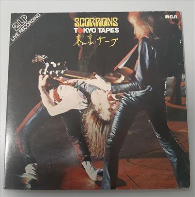 SCORPIONS - Tokyo Tapes (2 LP)