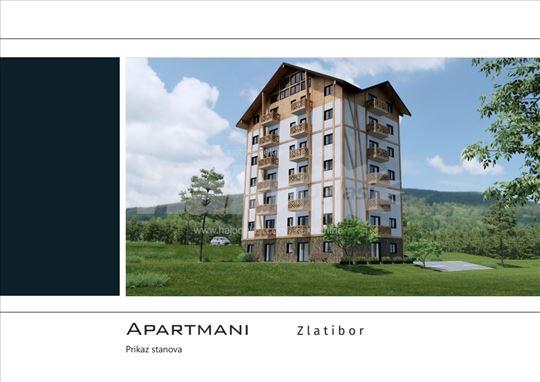 """Lux apartmani na Zlatiboru """"Zlatna lisica"""""""