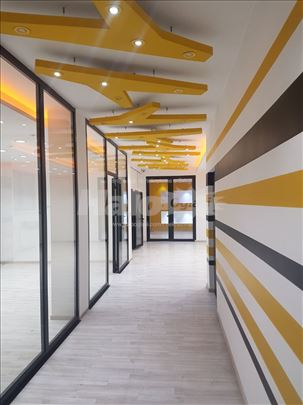 Lux poslovni prostor 200 m2 Lekino brdo I sprat