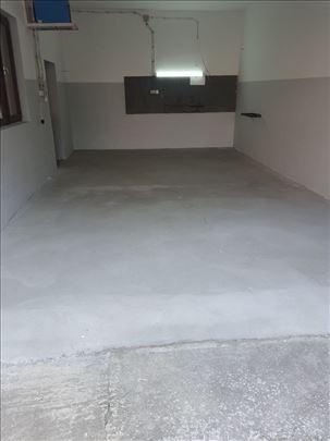 Uslužno betoniranje