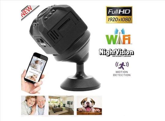 X5 Wifi - špiunska kamera