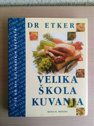 Dr Etker - Velika škola kuvanja