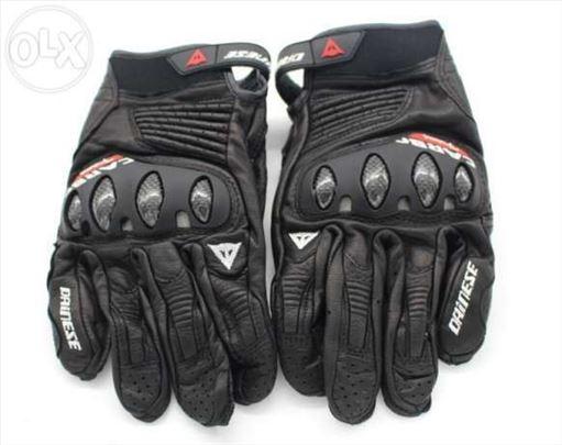 Dainese rukavice za motor kozne CARBON