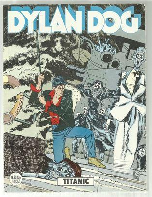 Dylan Dog SD 12 Titanic