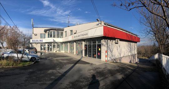 Poslovni prostor se izdaje , Bogoslovija , Beograd