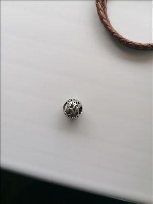 Srebrni Pandora privezak