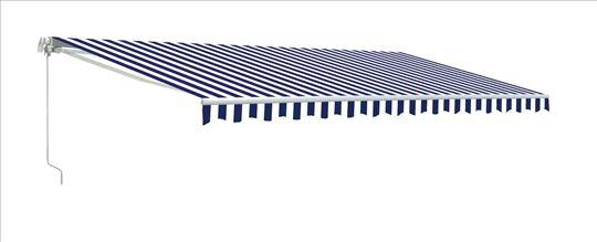 Tende Plavo bele 3x2 i 4x2.5m - Novo
