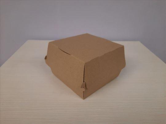Kutije za burger KM - 3