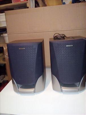 Prodajem dva zvučnika Aiwa