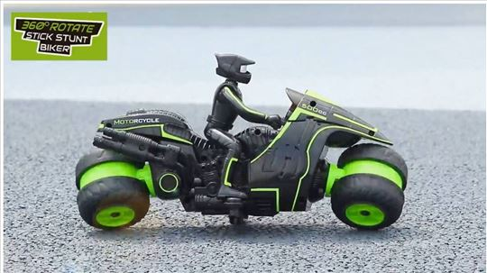 Motocikl transformers 360 stepeni se okreće (Novo)