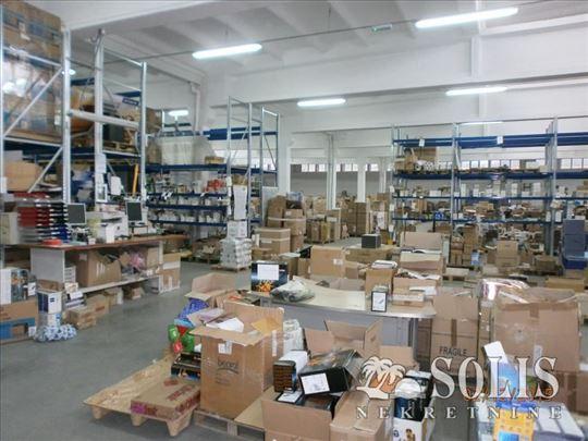 Poslovni prostor, 4500m2, Novi Sad, Industrijska z