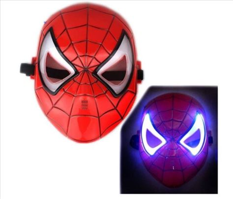 Svetleće maske za mališane