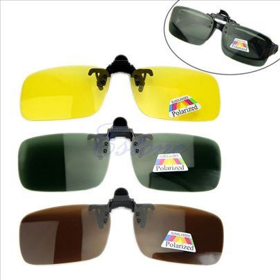 Dodatak za naočare, CLIP-ON 1 polarizovan