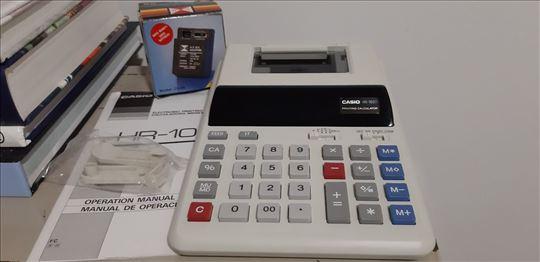 Računska mašina Casio HR-100T nova