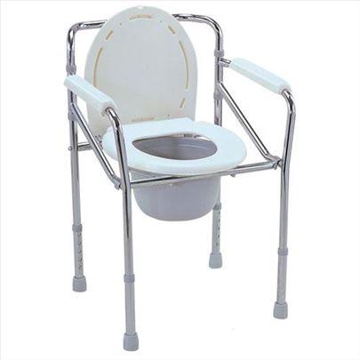 Toaletna stolica - NOVO