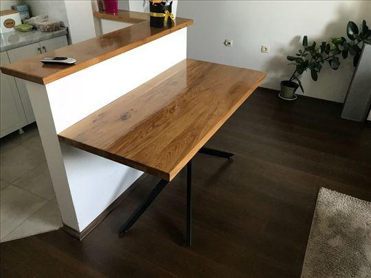 Trpezarijski sto (puno drvo)
