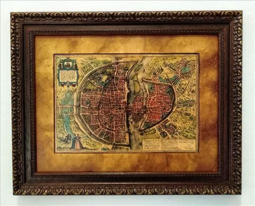 Pariz XVI vek