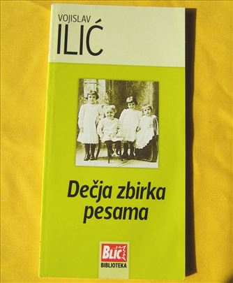 Ilić: Dečja zbirka pesama