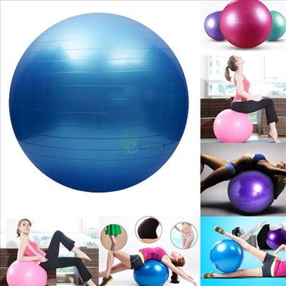 Lopta za gimnastiku -65cm