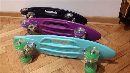 Skejt, skateboard, Penny board silikonski tockovi