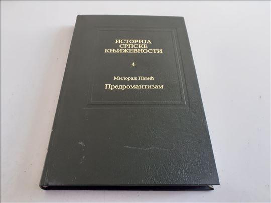 Istorija Srpske knjizevnostiCetvrta knjiga Pavic