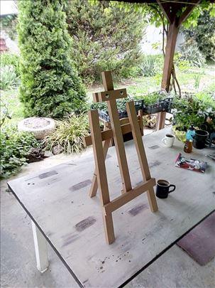 stafelaji - stoni slikarski stalak