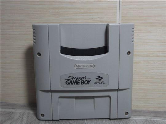Nintendo Super GameBoy adapter za SNES!