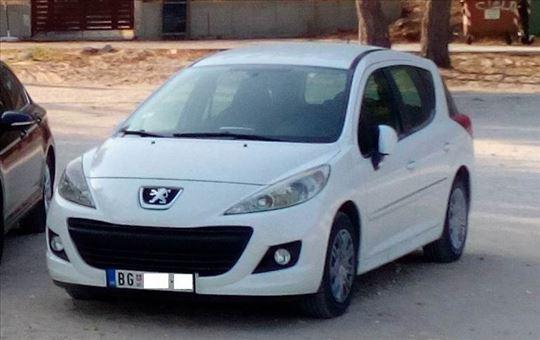 Peugeot 207 1.6HDI-SW