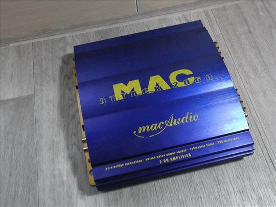 Pojacalo za auto Mac audio!Germany!
