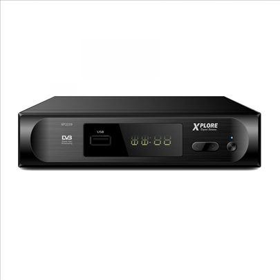 Digitalni TV Risiver Xplore XP2239