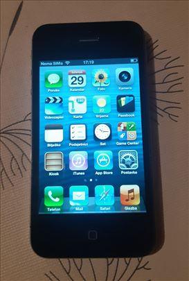 IPhone 4s A1387 odlicno stanje SIM i Icloud Free