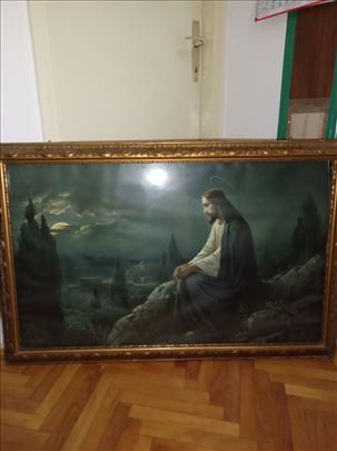 ",,Isus na Maslinskoj gori"""