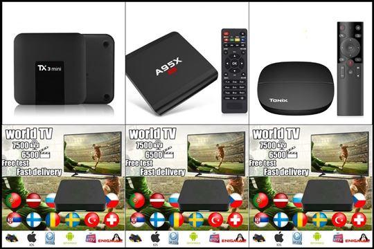 Online TV lista sa tv kanalima i videotekom